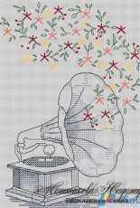 Gramophone by Nadezhda Mashtakova /Маштакова Надежда