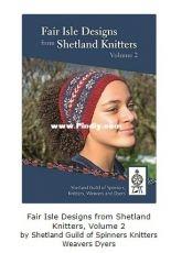 Fair Isle Designs from Shetland knitters 2019