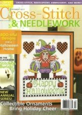 Cross Stitch & Needlework September 2011