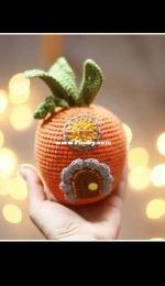 Magic Filament - Tatyana Lysenko - Carrot house - English