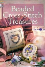 Beaded Cross-Stitch Treasures from Mill Hill Designs