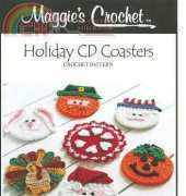 MC Holiday CD Coasters 0fc.