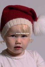 Julius Santa Hat by Hobbii Design - FREE
