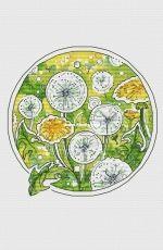 Dandelion by Alisa Okneas