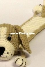 Fajnostwory - Bookmark Little Dog - translated