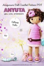 Handi Hats Design - Lollipop Dolls - Katushka Morozova - Anyuta