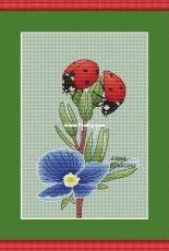 Ladybugs by Alena Koshkina