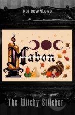 The Witchy Stitcher - Mabon Sabbat