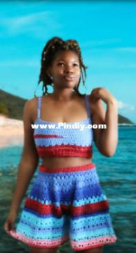 Dream Crochet - Ashlee Elle - Phoenix Emerald Crochet Set