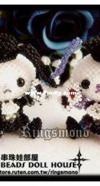 Ring's Beads Doll House - Kiss - Chinese