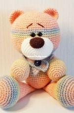 esbelotta - teddy bear pattern