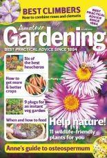 Amateur Gardening - 15 June 2019