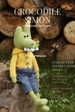 Sweet Patterns Lab - Diana Patskun - Chudotsatsa - Crocodile Simon and Clothes