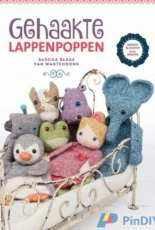 Sascha Blase Van Wagtendonk - Crocheted Ragdolls - Dutch