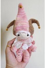 Lydia WLC Triangel - Amigurumi Doll