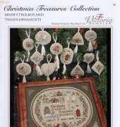 Victoria Sampler 098 Christmas Treasures Collection