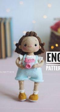 AlinetToys - Alina Yapaeva - Doll Dolly