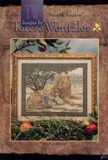 Just CrossStitch #2249 - Peaceable Kingdom by Teresa Wentzler