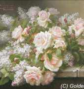Golden Kite GK 2104 - Still Life Flowers (Small)