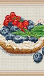 Berry Dessert by Ekaterina Seryogina