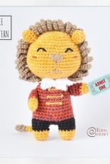 Elisas Crochet - Elisa Sartori - Circus Lion - Free