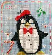 Brooke's Books - Advent Animals Collection (7 de 25) Pierre Penguin - FREE