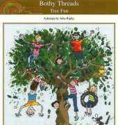 Bothy Threads XJR1 - Tree Fun by Julia Rigby