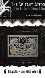 The Witchy Stitcher - Witchcrafts