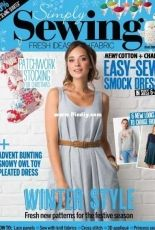Simply Sewing Issue 35 2017