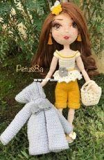 Como tejer Unicornio By Petus PRIMERA PARTE - YouTube | muñecos ... | 230x150