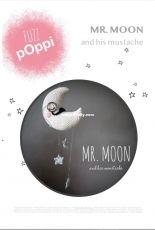 Fuzz Poppi - Nina Ehlert - Mr Moon and his moustache