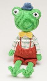 Diminu - Albin the little frog