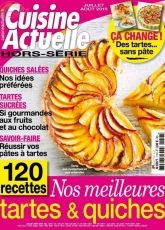 Cuisine Actuelle-HS-N°117-July August-2015/French