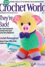 Crochet World-Vol.39 N°2-April-2016