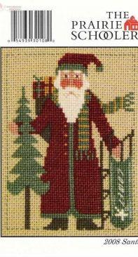 Praire Schooler Santa Collection 2006-2008