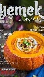 Yemek Zevki - Sayi 240 / 1 /Ocak 2021 - Turkish