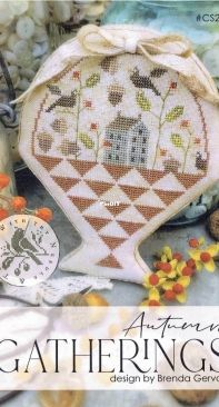 With Thy Needle & Thread - #CS286 - Gatherings - Autumn