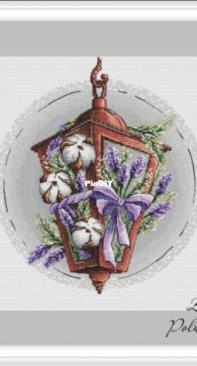 Cotton Lantern by Evgenia / Evgeniya Poluektova