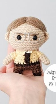 Dwight Schrute - The office- Curious Narwhal