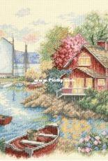 Dimensions 35230 - Peaceful Lake House