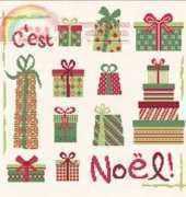 Lili points N031 - C'est Noël