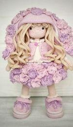 Embroide Design - Irina Sergeevna Kostina - Bunny Doll