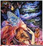 HAED - HAEJW 9027 Heart Soul Wall by Josephine Wall