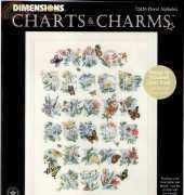 Dimensions 72426 Floral Alphabet
