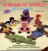 Sue Penrod - 7556 - Whimsical world of crochet