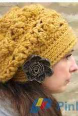 CrocheTrend Patterns - Viktoria Gogolak - Ofira Beret