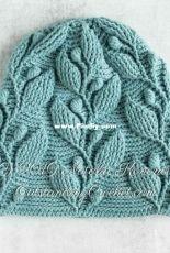 Outstanding Crochet -  Natalia Kononova - Climbing Vine Hat