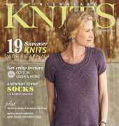 Interweave Knits-Summer 2014 /no ads