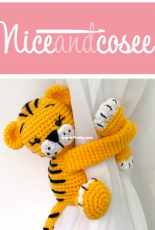 Nice and Cosee - Victoria McDermott - Tiger Tie Back