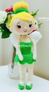 Handmadify - Handmade Tranggtrangg - Trang Minh - Tinkerbell Princess - Free